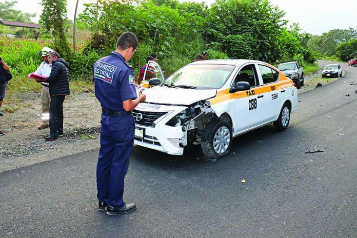 Falla Mecánica Causa Fuerte Accidente