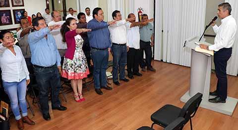 Toman Protesta a Delegados Regionales del DIF Chiapas