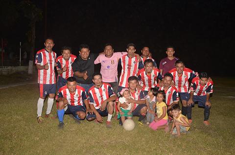 Malverde y Combinados Empatan 1-1