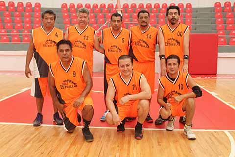 Equipos de Basquetbol, Listos Para Competir