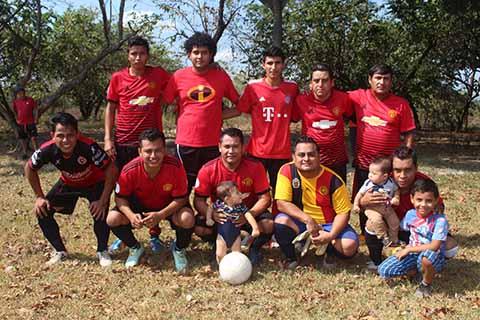 Deportivo Michel Golea 5-1 a Mr. Mop
