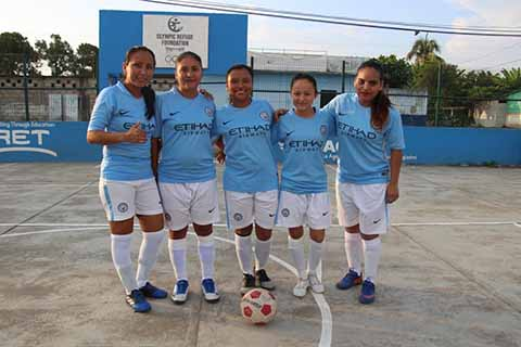 All Girls Supera 4-2 a Panteras
