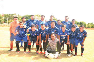Deportivo Secuas a Semifinales