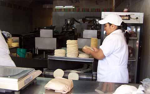 Constantes Incrementos a la Tonelada de la Harina Impactan Producción de Tortilla