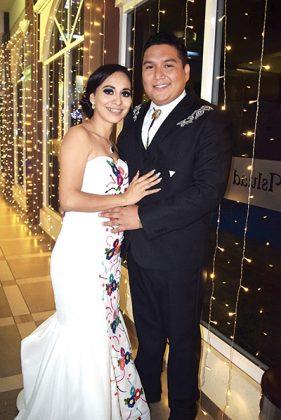 Gabriela & Francisco.