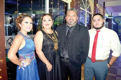 Familia Ordóñez Mathamba.