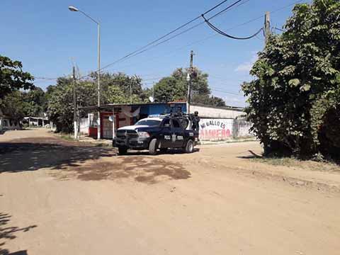 Colonos del Suroriente Exigen Recorridos Policíacos Ante el Incremento Delictivo