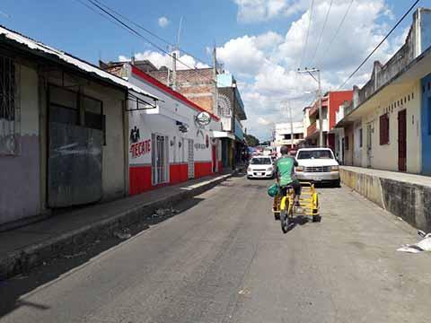 Incrementan Cantinas en Zona Centro de Tapachula