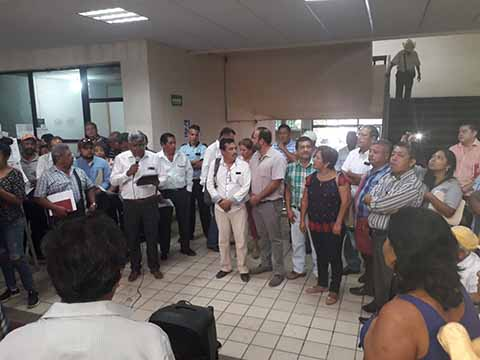 Organizaciones Urgen al Gobierno Atención a Demandas Sociales