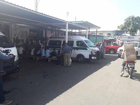 Transportistas de la Zona Alta Denuncian Hostigamiento Por Parte de Vialidad Municipal