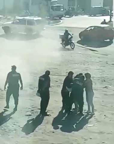 Denuncian a Policías de Suchiate Arbitrarios