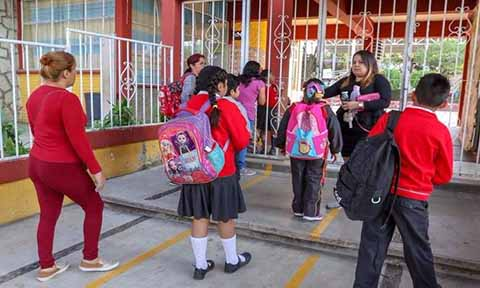 Hoy en México: 25.4 Millones de Alumnos a Clases
