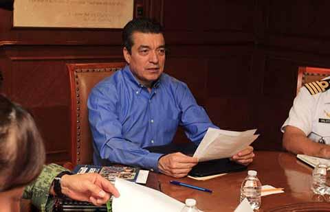 Reitera REC Llamado a Alcaldes Replicar la Mesa de Seguridad