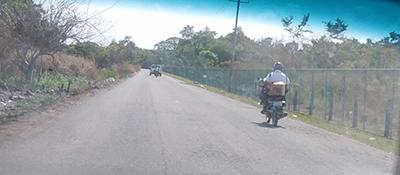 Bandas de Robamotos Operan en Caminos Rurales