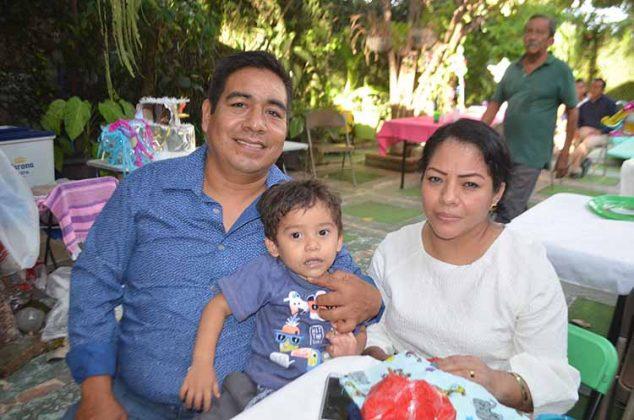 Familia López Valdez.