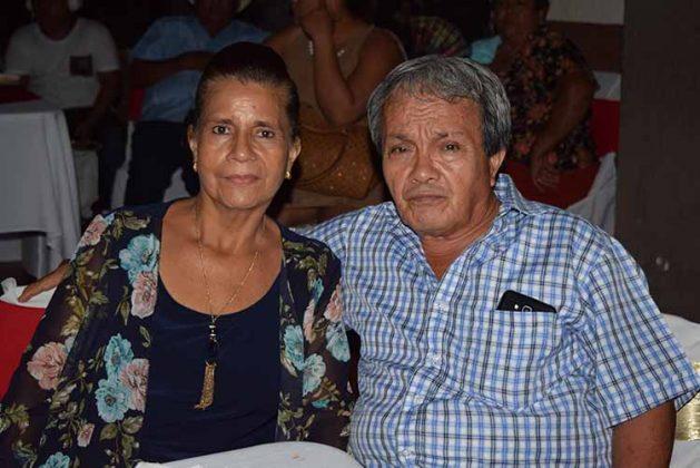 Rosario Gordillo, Raúl Nagaya.