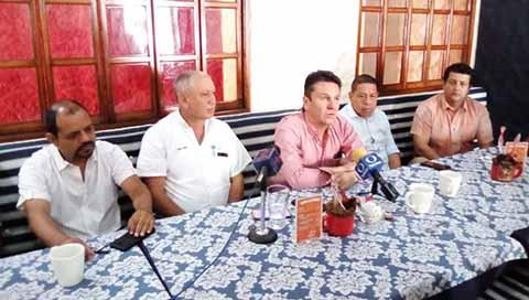 No Más Comercio Ambulante en Tapachula