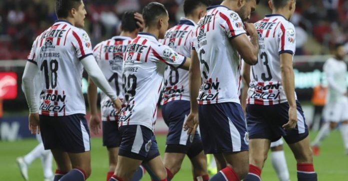 Chivas Derrota a Cafetaleros.