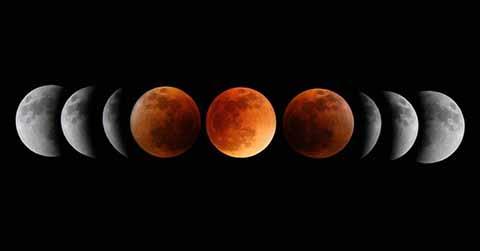Todo Listo para el Eclipse Total de Luna: Planetario Tapachula