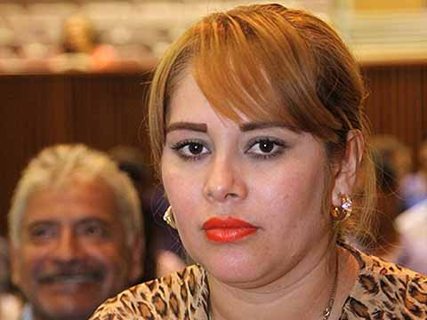 """Chapodiputada"" Narra que por Amor se Involucró con ""El Chapo"""