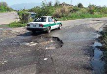 Por Carecer de Herramientas SAPAM Fluyen Aguas Negras en Tuzantán