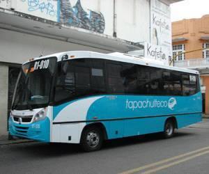 Pésimo Servicio a Usuarios Ofrecen Operadores del Tapachultecobus