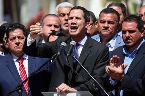 En Declaración Conjunta Países de la Unión Europea Reconocen a Guaidó
