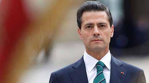 """Peña Nieto Vive en """"Barrio VIP"""" de Madrid"""