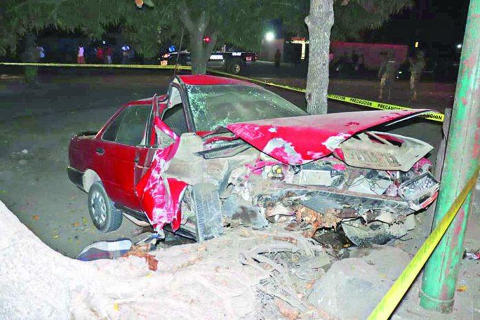 Un Muerto y un Herido en Fatal Accidente