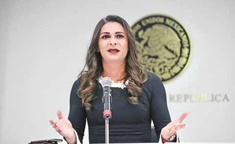 Ana Guevara ya Gana Menos que el Presidente