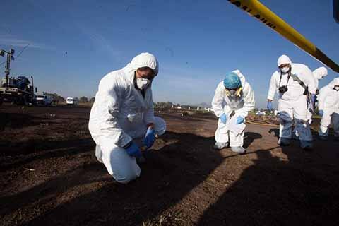 Asciende a 131 los Muertos por Explosión en Hidalgo