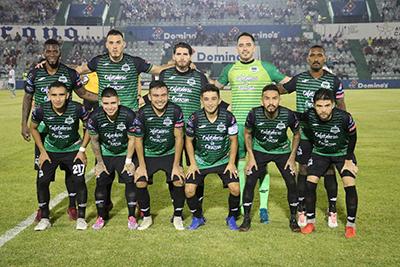 Cafetaleros 0 – 2 Zacatepec