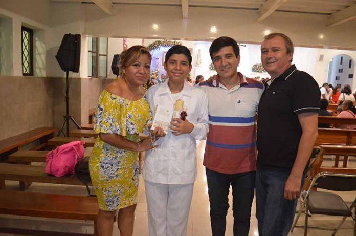 Rosa Isela Ramírez, Gonzalo Rosales Ramírez, Gonzalo Rosales, Luis Enrique Rosales.
