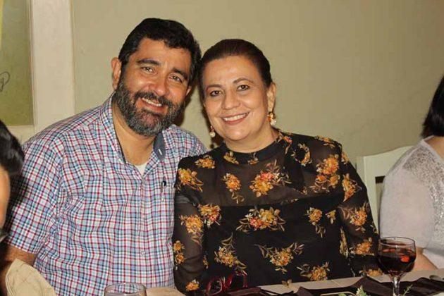 Gustavo Pano, Claudia López.