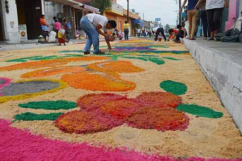 La Candelaria: Colorido y Fervor Religioso en Tuxtla Chico