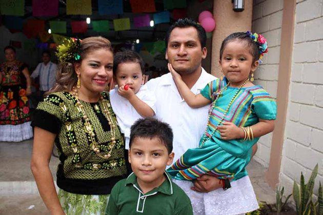 Familia Figueroa Domínguez.