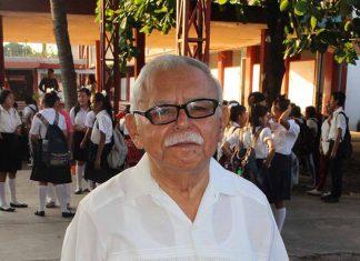 Víctor Medina, cerrando su ciclo profesional.
