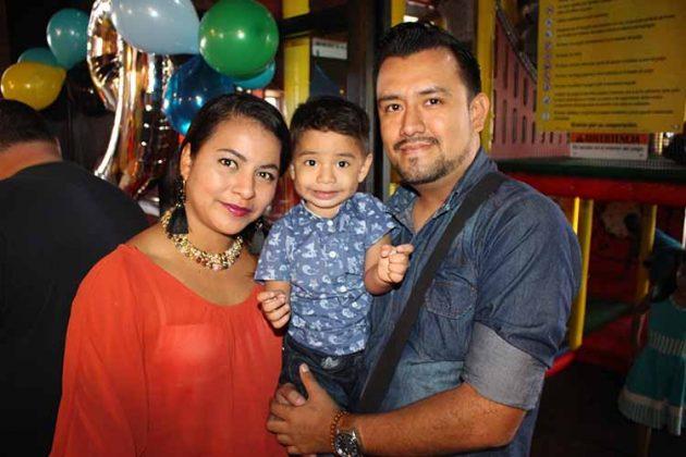 Familia Escobar Rodríguez.