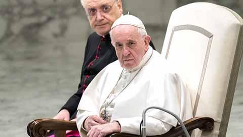 Papa Francisco Promete