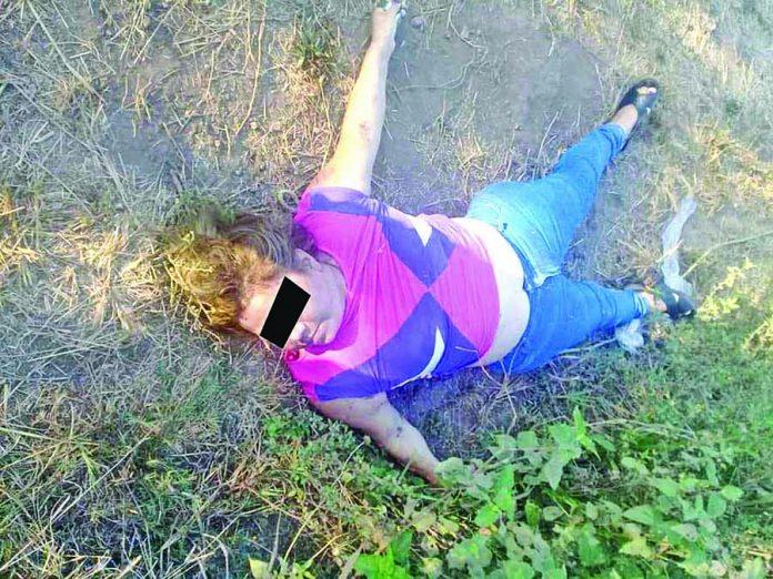 Encuentran Cadáver de Mujer Comerciante