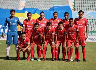 Tuxtla y Pioneros Empataron 1-1 en Estadio Zoque