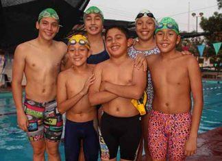 Nadadores Tapachultecos, Listos Para Selectivo Estatal Curso Largo