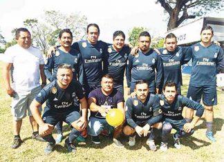 Deportivo Charly Golea 5-1 a Bonanza