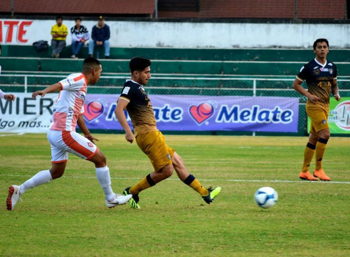 Ocelotes de la Unach Vencen 3-0 a Monclova