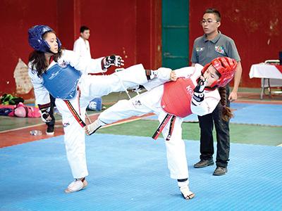 Selección Chiapas de Taekwondo Viajará a Campeonato Nacional