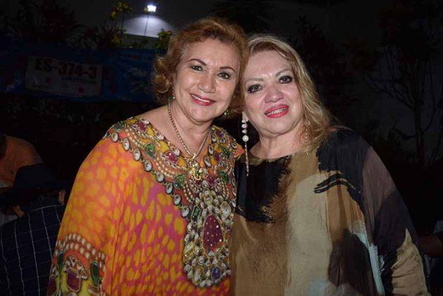 Blanquita Carbot, Carolina Vázquez.