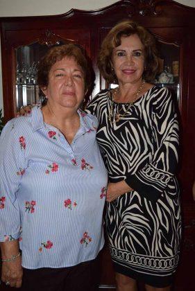 Magdalena Pérez, Ilse Araujo.