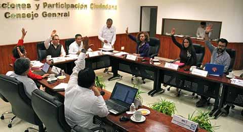 Aprueba IEPC Convocatoria Para la Elección de Autoridades en Oxchuc