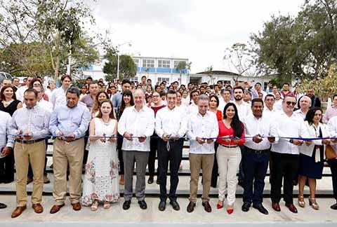 Con Trabajo en Unidad y por la Educación, Nada Detendrá el Progreso de Chiapas: REC