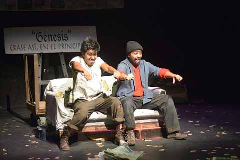 Teatralissste Veracruz en el 26° Festival Internacional